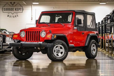 2000 Jeep Wrangler for sale in Grand Rapids, MI