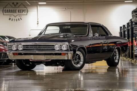 1967 Chevrolet Chevelle for sale in Grand Rapids, MI