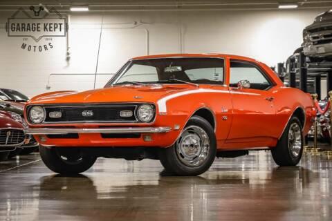 1968 Chevrolet Camaro for sale at Garage Kept Motors in Grand Rapids MI
