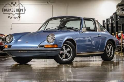 1971 Porsche 911 for sale at Garage Kept Motors in Grand Rapids MI