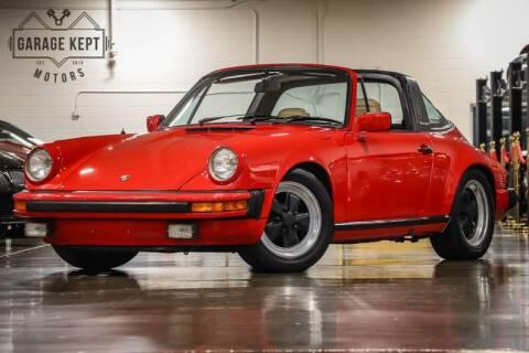 1981 Porsche 911 for sale at Garage Kept Motors in Grand Rapids MI