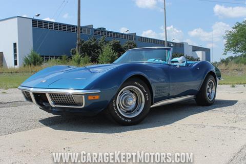1970 Chevrolet Corvette for sale in Grand Rapids, MI