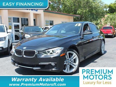 2013 BMW 3 Series for sale in Pompano Beach, FL