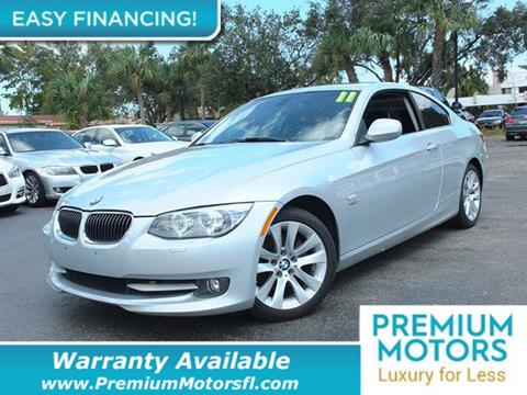 2011 BMW 3 Series for sale in Pompano Beach, FL