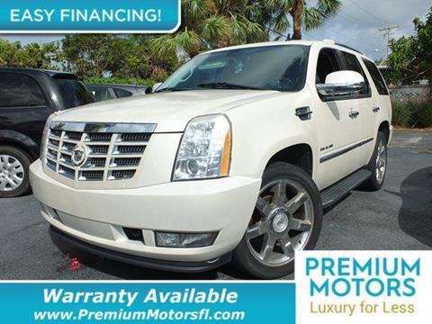 2009 Cadillac Escalade for sale in Pompano Beach, FL