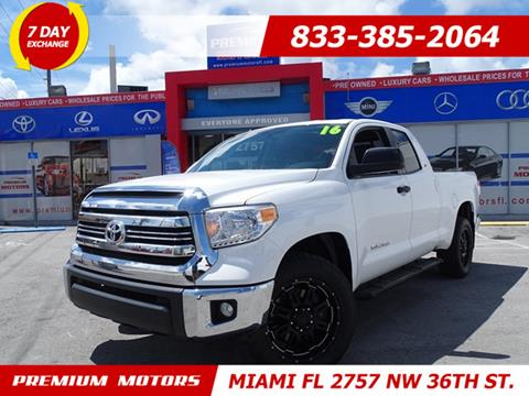 2016 Toyota Tundra for sale in Lauderdale Lakes, FL