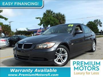 2008 BMW 3 Series for sale in Pompano Beach, FL