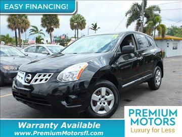 2011 Nissan Rogue for sale in Pompano Beach, FL