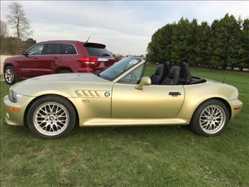 2000 BMW Z3 for sale at Sam Buys in Beaver Dam WI