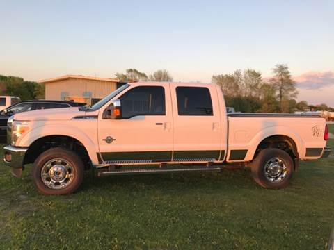 2013 Ford F-350 Super Duty for sale at Sam Buys in Beaver Dam WI