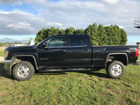 2016 GMC Sierra 2500HD for sale at Sam Buys in Beaver Dam WI