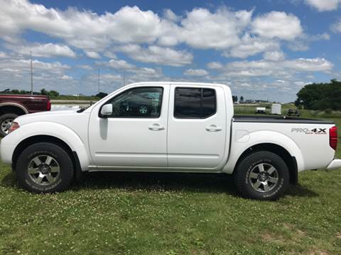 2011 Nissan Frontier for sale at Sam Buys in Beaver Dam WI