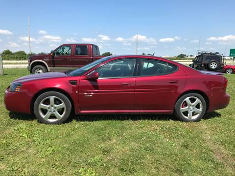 2008 Pontiac Grand Prix for sale at Sam Buys in Beaver Dam WI