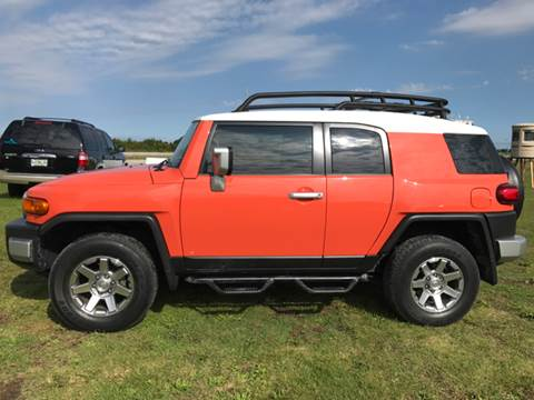 2014 Toyota FJ Cruiser for sale at Sam Buys in Beaver Dam WI