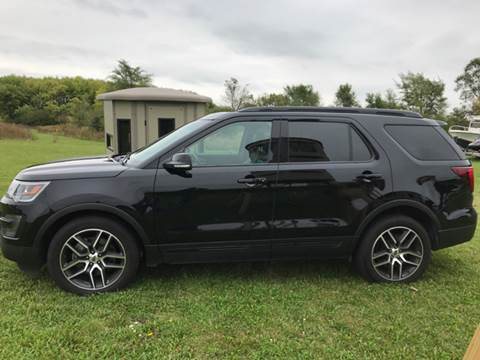 2016 Ford Explorer for sale at Sam Buys in Beaver Dam WI