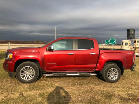 2016 GMC Canyon for sale at Sam Buys in Beaver Dam WI