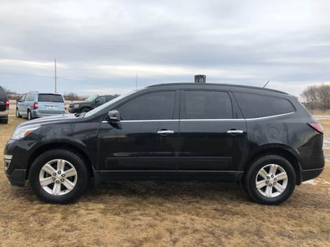 2014 Chevrolet Traverse for sale at Sam Buys in Beaver Dam WI