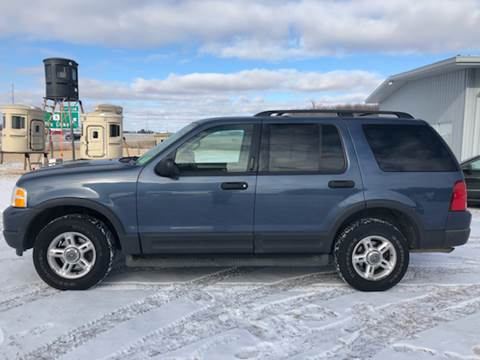 2003 Ford Explorer for sale at Sam Buys in Beaver Dam WI