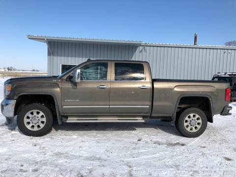 2015 GMC Sierra 2500HD for sale at Sam Buys in Beaver Dam WI
