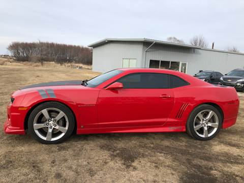 2010 Chevrolet Camaro for sale at Sam Buys in Beaver Dam WI