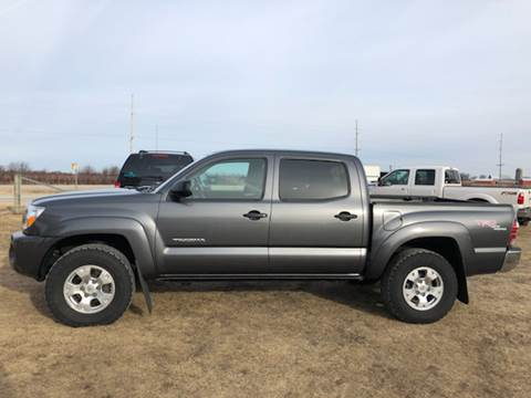 2010 Toyota Tacoma for sale at Sam Buys in Beaver Dam WI