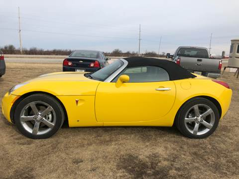 2007 Pontiac Solstice for sale at Sam Buys in Beaver Dam WI