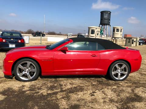 2011 Chevrolet Camaro for sale at Sam Buys in Beaver Dam WI