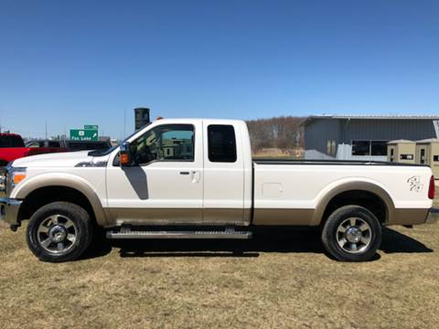 2011 Ford F-250 Super Duty for sale at Sam Buys in Beaver Dam WI