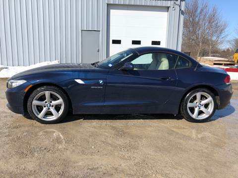 2011 BMW Z4 for sale at Sam Buys in Beaver Dam WI