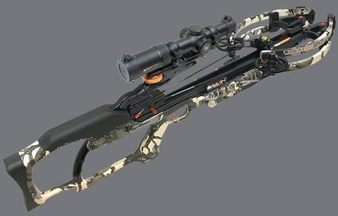 2019 Ravin R20 Sniper Package Camo