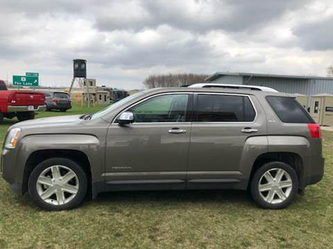 2011 GMC Terrain for sale at Sam Buys in Beaver Dam WI