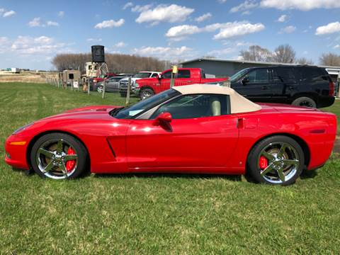 2008 Chevrolet Corvette for sale at Sam Buys in Beaver Dam WI