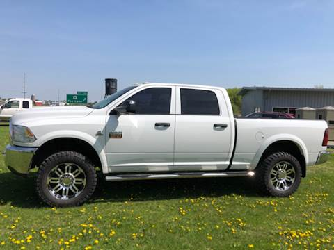 2012 RAM Ram Pickup 2500 for sale at Sam Buys in Beaver Dam WI