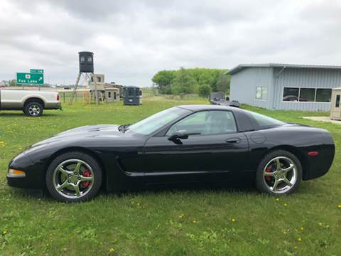 2002 Chevrolet Corvette for sale at Sam Buys in Beaver Dam WI