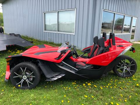 2015 Polaris Slingshot for sale at Sam Buys in Beaver Dam WI