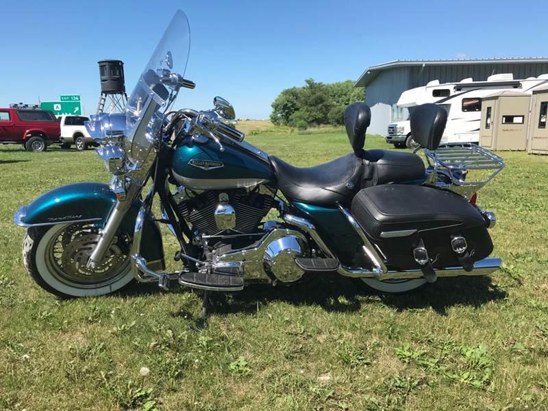 2004 Harley-Davidson RoadKingClassic for sale at Sam Buys in Beaver Dam WI