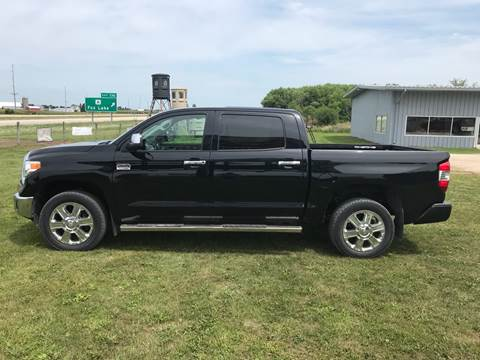 2017 Toyota Tundra for sale at Sam Buys in Beaver Dam WI