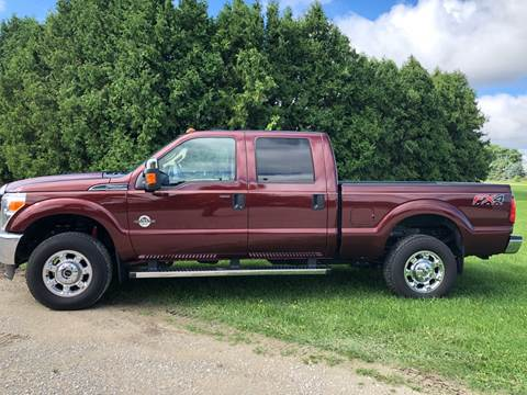 2016 Ford F-250 Super Duty for sale at Sam Buys in Beaver Dam WI