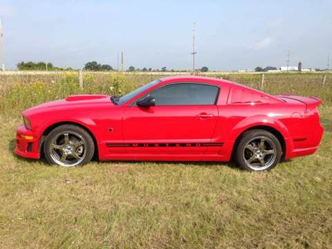 2006 Ford Mustang for sale at Sam Buys in Beaver Dam WI