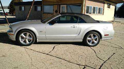 2005 Ford Mustang for sale at Sam Buys in Beaver Dam WI