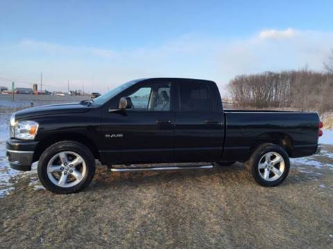 2008 Dodge Ram Pickup 1500 for sale at Sam Buys in Beaver Dam WI