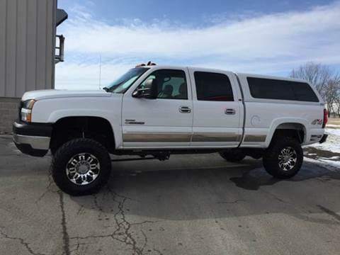 2007 Chevrolet Silverado 2500HD Classic for sale at Sam Buys in Beaver Dam WI