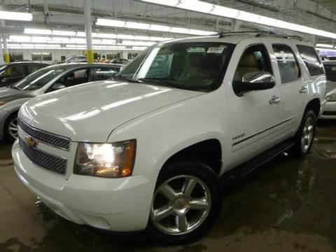 2014 Chevrolet Tahoe for sale at Sam Buys in Beaver Dam WI
