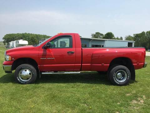 2005 Dodge Ram Pickup 3500 for sale at Sam Buys in Beaver Dam WI