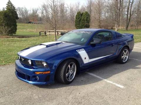 2007 Ford Mustang for sale at Sam Buys in Beaver Dam WI