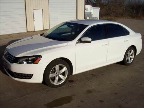 2013 Volkswagen Passat for sale at Sam Buys in Beaver Dam WI
