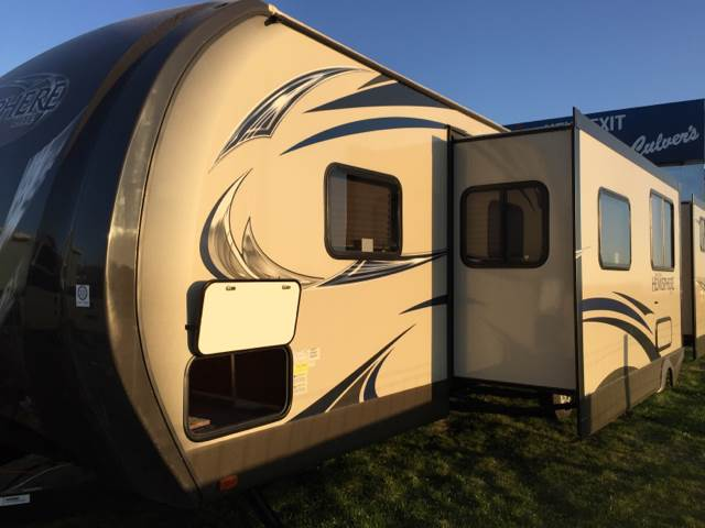 2013 Forest River SALEM HEMISPHERE LITE for sale at Sam Buys in Beaver Dam WI