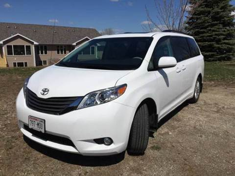 2011 Toyota Sienna for sale at Sam Buys in Beaver Dam WI