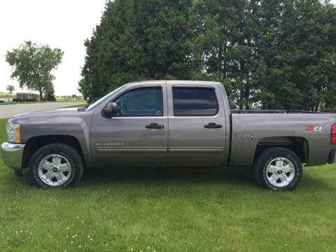 2012 Chevrolet Silverado 1500 for sale at Sam Buys in Beaver Dam WI
