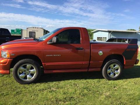 2005 Dodge Ram Pickup 1500 for sale at Sam Buys in Beaver Dam WI